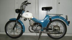 First bike: Moto Guzzi Dingo 50 MM (1969)