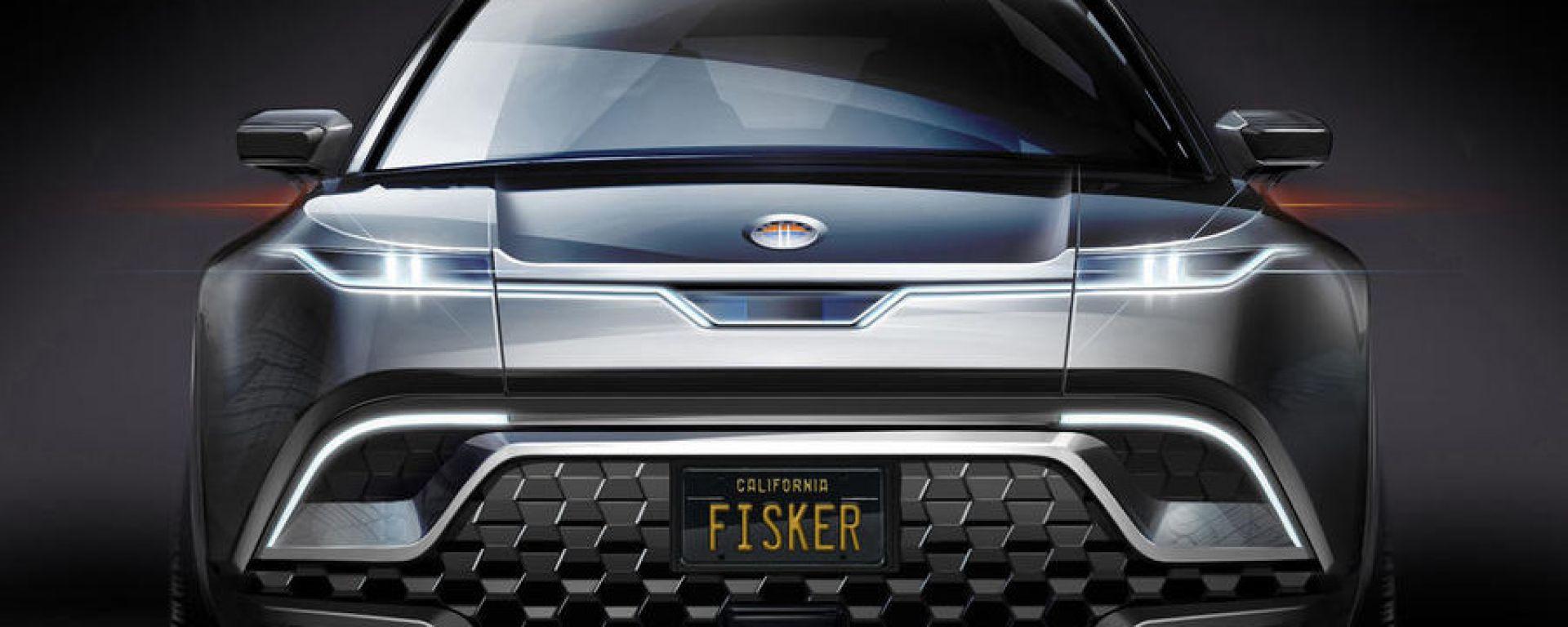 Fisker: dagli USA il Suv elttrico che sfida la Tesla Model Y