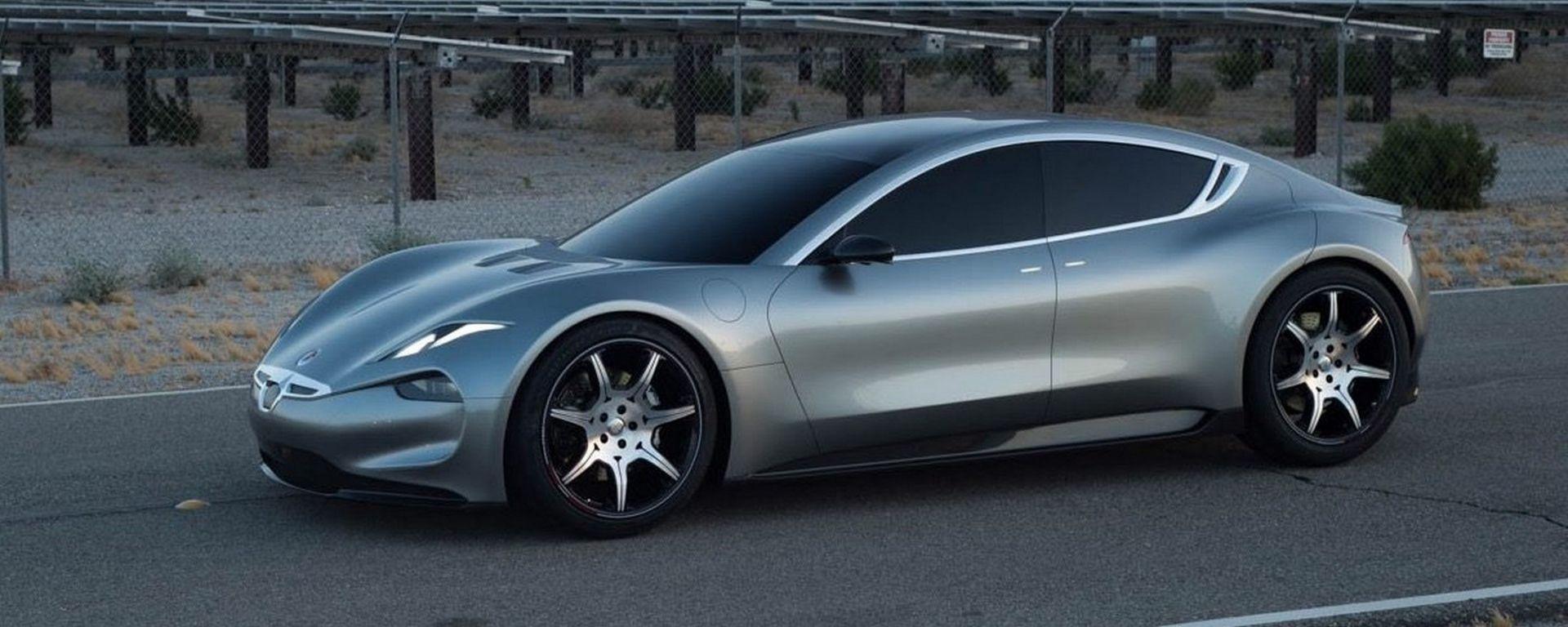 Fisker EMotion: la nuova berlina 100% che sfida la Tesla Model S
