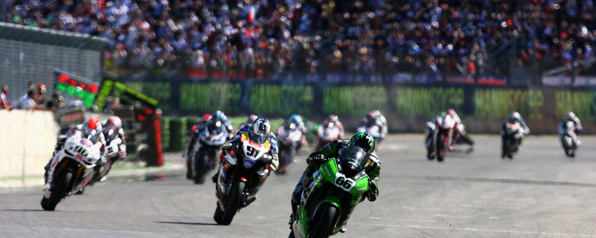 FMI: Team Italia anche nella Superbike