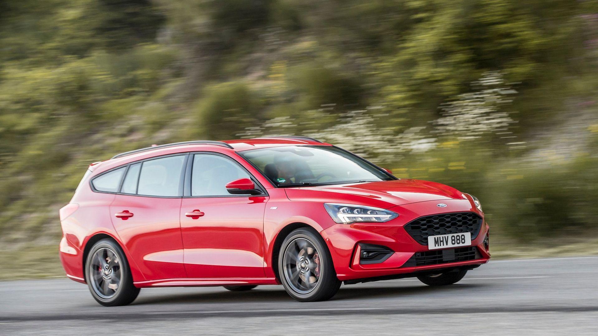 ford focus station wagon 2018  prova  prezzo  dimensioni