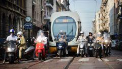ANCMA: cresce la mobilità su due ruote nelle città Italiane