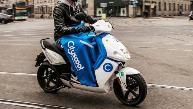 Focus2R, cresce il noleggio di scooter elettrici