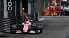 Force India - F1 2017 GP Monaco