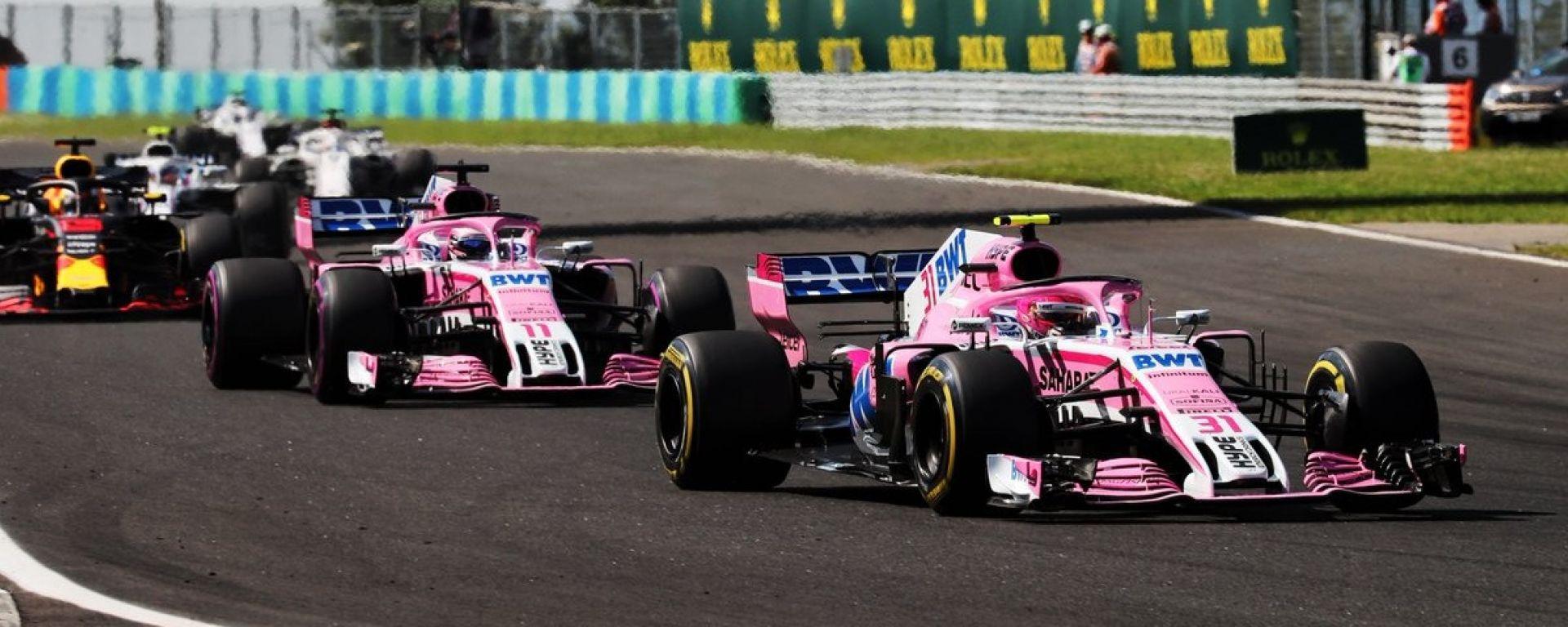 Force India dice addio al GP del Belgio? Troppi problemi per la proprietà