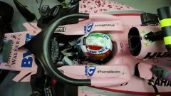 Force India VJM10 con Halo