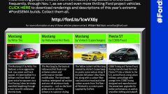Ford: 57 concept per il SEMA 2013 - Immagine: 8