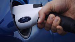 Ford accelera sull'auto elettrica