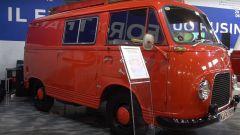 Ford Transit al Salone di Padova 2019, foto, storia