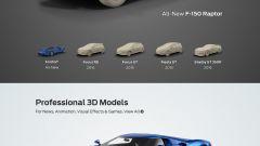 Ford apre il primo 3D Online Shop   - Immagine: 2