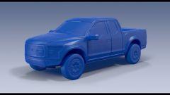 Ford apre il primo 3D Online Shop   - Immagine: 3