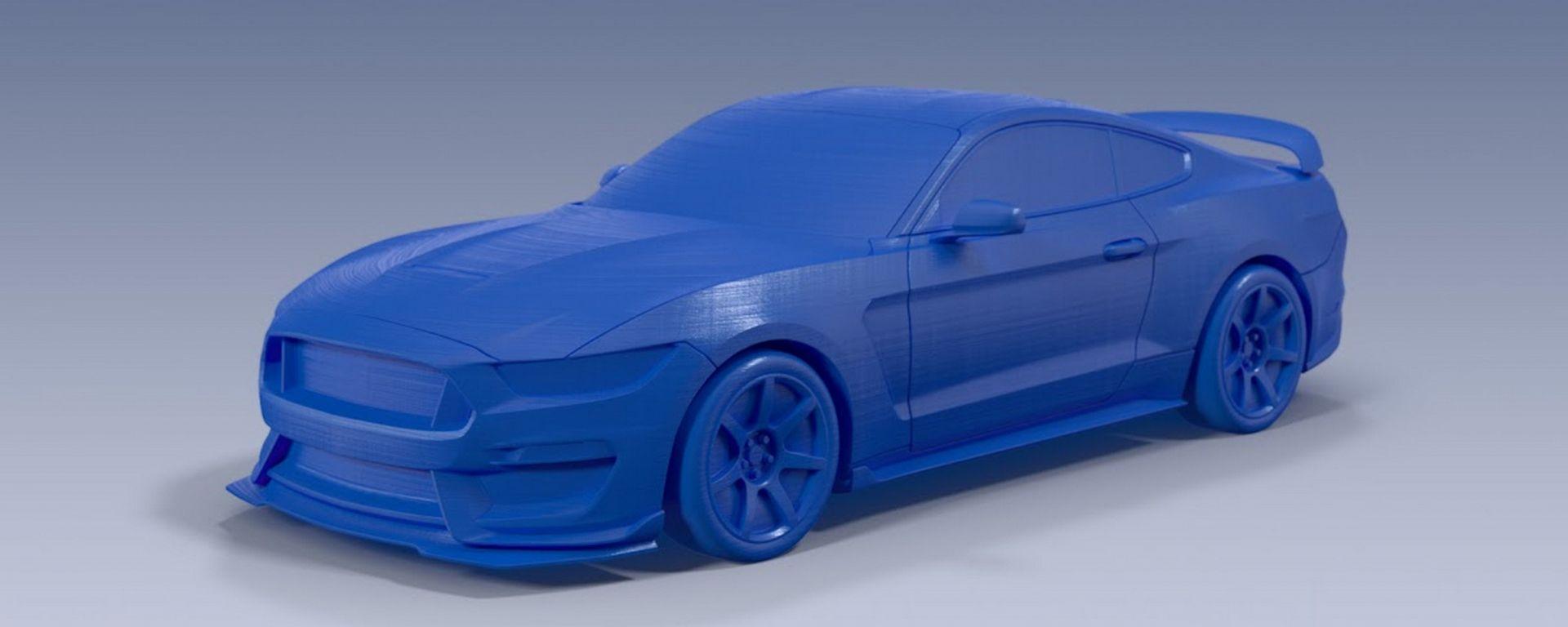 Ford apre il primo 3D Online Shop