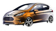 Ford B-Max Concept - Immagine: 38