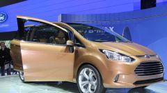 Ford B-Max Concept - Immagine: 2