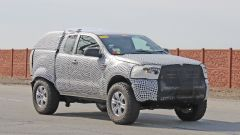 Ford Baby Bronco, rivale della Jeep Renegade: spy foto e video - Immagine: 2