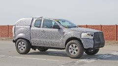 Ford Baby Bronco, rivale della Jeep Renegade: spy foto e video - Immagine: 4