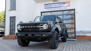 Ford Bronco anche in Italia, grazie a Fioravanti Motors