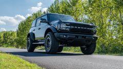 Ford Bronco, il fuoristrada USA anche in Italia: allestimento, motore, prezzo