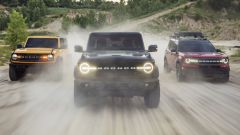 Ford Bronco in vendita anche in Europa dal 2023? Le ultime news