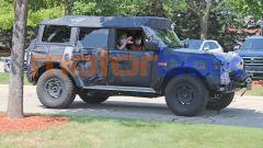 Ford Bronco: le foto spia della versione Sasquatch Overland