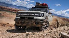Ford Bronco Sport: il video della scalata dell'Hell's Gate
