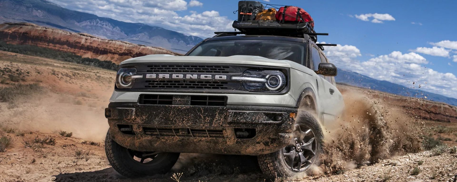 Ford Bronco Sport sfida l'Hell's Gate di Moab