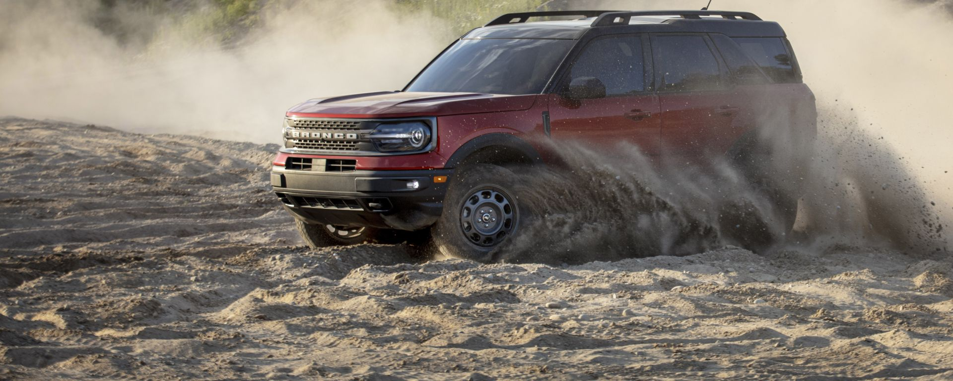 Ford Bronco Sport, SUV compatto che studia da fuoristrada