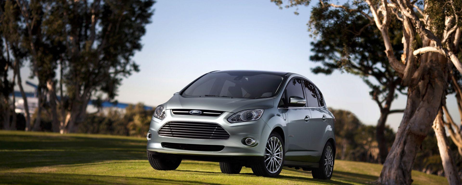 Ford C-Max Hybrid e Ford C-Max Energi