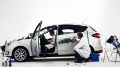 Ford C-Max: prove di distruzione - Immagine: 86