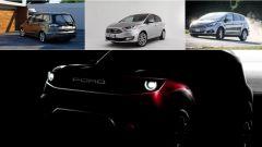 Ford C-Max, S-Max e Galaxy addio? In arrivo nuovi SUV e crossover