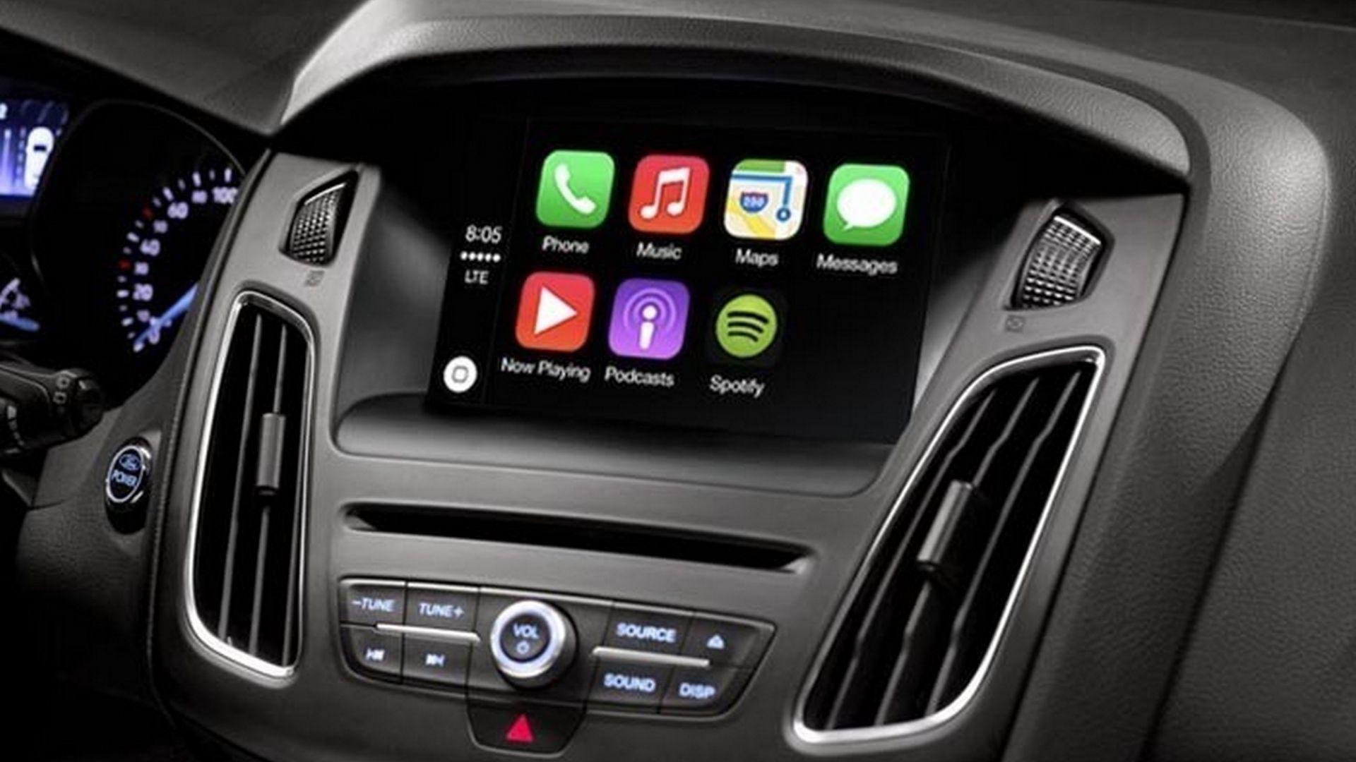 tecnologia ford dal 2017 car play e android auto su tutti i modelli motorbox. Black Bedroom Furniture Sets. Home Design Ideas
