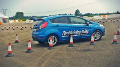 Ford Driving Skills for Life 2014 - Immagine: 11