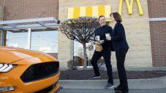 Ford e McDonald's per un'auto più sostenibile