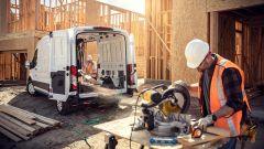 Ford E-Transit: il compagno ideale dei lavoratori
