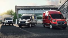 Ford E-Transit: il nuova van full-electric dell'Ovale Blu