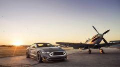 Ford Eagle Squadron Mustang GT: omaggio a Spitfire e RAF - Immagine: 7