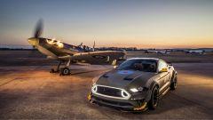 Ford Eagle Squadron Mustang GT: omaggio a Spitfire e RAF - Immagine: 1