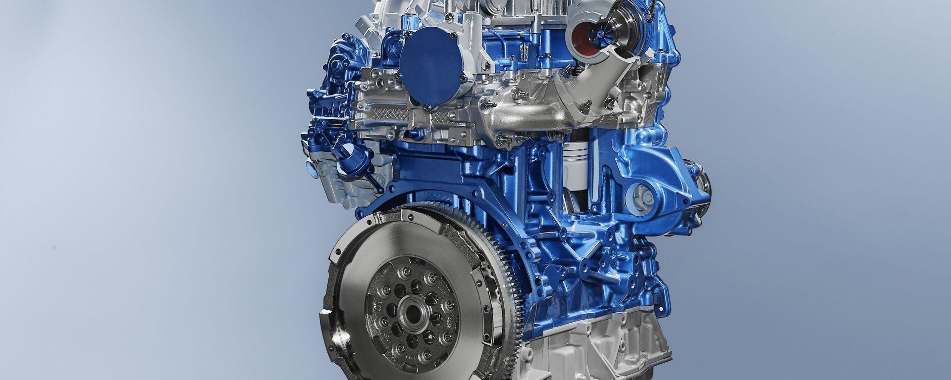 Ford EcoBlue, il nuovo motore diesel