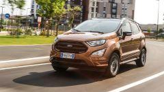 Ford EcoSport 1.5 TDCi 100 cv: nel suo piccolo, dà tanto  - Immagine: 3