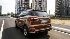 Ford EcoSport 1.5 TDCi 100 cv: nel suo piccolo, dà tanto  - Immagine: 2