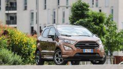 Ford EcoSport 1.5 TDCi 100 cv: nel suo piccolo, dà tanto  - Immagine: 6