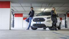 Ford Ecosport 2018: esiste il perfetto SUV compatto? - Immagine: 2