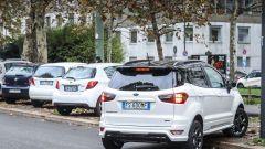Ford Ecosport 2018: esiste il perfetto SUV compatto? - Immagine: 31