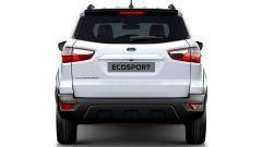 Ford EcoSport Active 2021: il posteriore