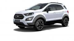 Ford EcoSport Active 2021: SUV compatto per le avventure cittadine