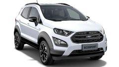 Ford EcoSport Active 2021: vista 3/4 anteriore
