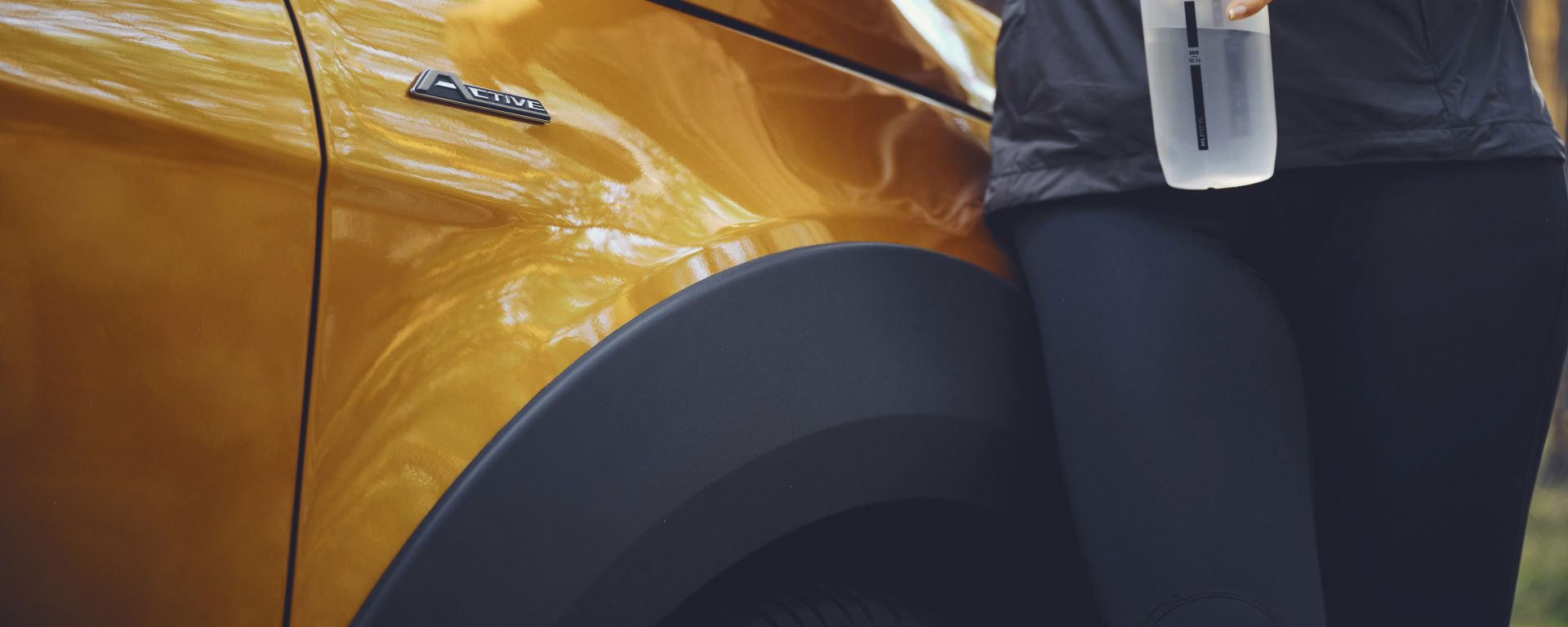 Ford EcoSport Active: coming soon