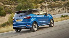Ford EcoSport 2018: la prova della trazione integrale - Immagine: 3