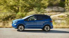 Ford EcoSport 2018: la prova della trazione integrale - Immagine: 5