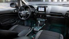 Ford EcoSport 2018: la prova della trazione integrale - Immagine: 4